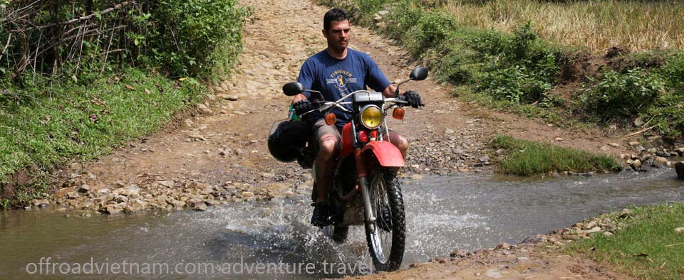 Hanoi Vietnam Offroad offers North Vietnam motorcycle tours, motorbike tours and scooter holidays. Late Availability