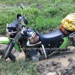 Mai Chau dirt road trail bike tours