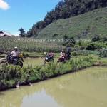 Mai Chau dirt road enduro tours