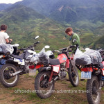 Nghia Lo motorcycle touring