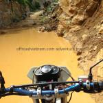 Vietnam dirt biking